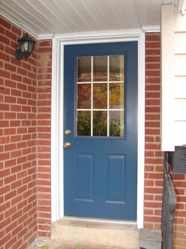Doors Delaware Valley Aluminum Corporation